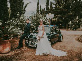 La boda de Fani y Vicent