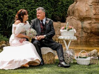La boda de Esther y Antonio