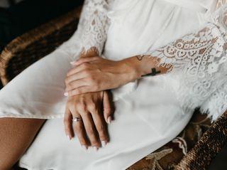 La boda de Fiamma y Jefté 3