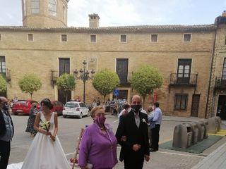 La boda de Kasandra y Gorka 2