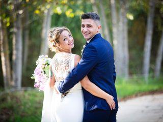 La boda de Miriam y Arnau