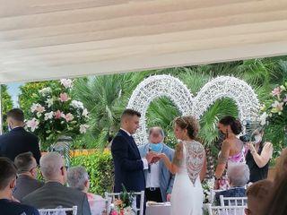 La boda de Miriam y Arnau 3