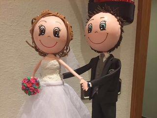 La boda de Iria y Patrick 1