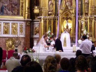 La boda de Iria y Patrick