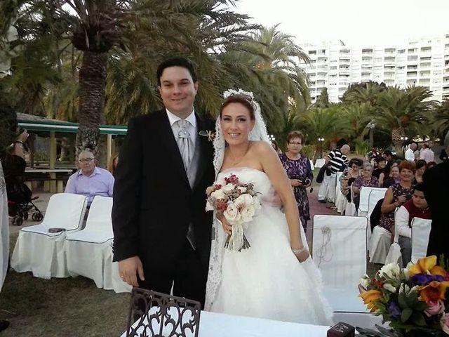 La boda de Antonio y Ana en La/villajoyosa Vila Joiosa, Alicante 43