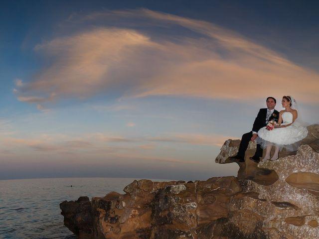 La boda de Antonio y Ana en La/villajoyosa Vila Joiosa, Alicante 51