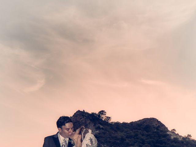 La boda de Antonio y Ana en La/villajoyosa Vila Joiosa, Alicante 52