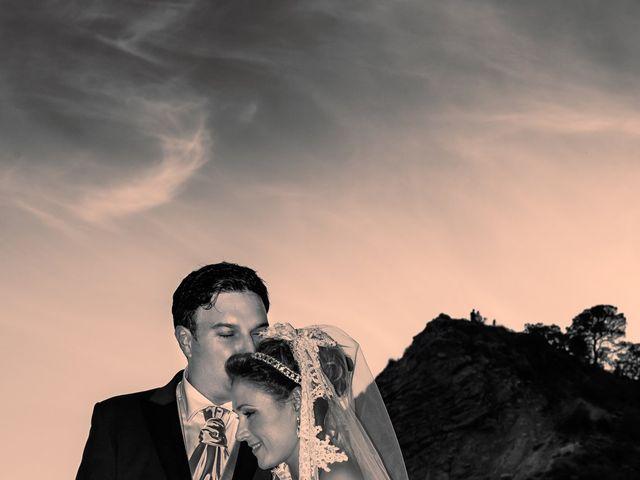 La boda de Antonio y Ana en La/villajoyosa Vila Joiosa, Alicante 53
