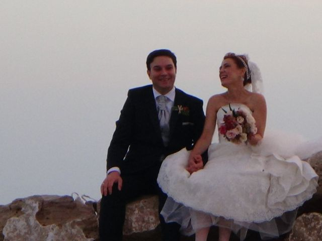 La boda de Antonio y Ana en La/villajoyosa Vila Joiosa, Alicante 55