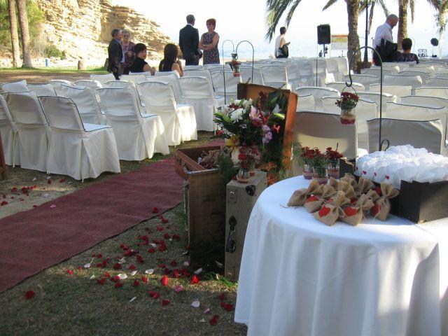 La boda de Antonio y Ana en La/villajoyosa Vila Joiosa, Alicante 58