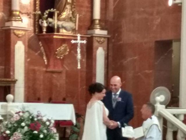 La boda de José Carlos y Cristina  en Rociana Del Condado, Huelva 4