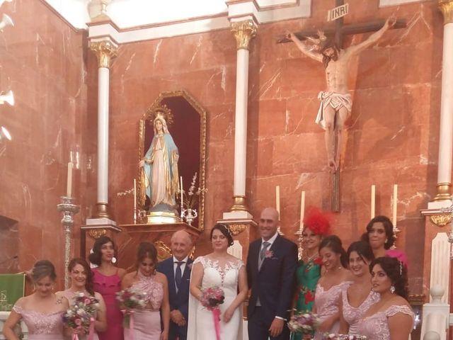 La boda de José Carlos y Cristina  en Rociana Del Condado, Huelva 6