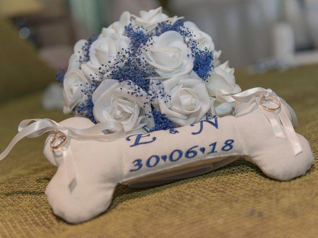 La boda de Emilio y Noemi en Yunclillos, Toledo 6