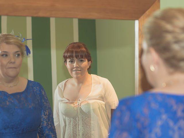 La boda de Emilio y Noemi en Yunclillos, Toledo 7