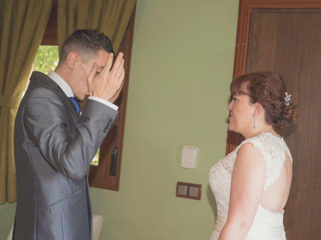 La boda de Emilio y Noemi en Yunclillos, Toledo 10