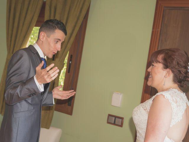 La boda de Emilio y Noemi en Yunclillos, Toledo 11