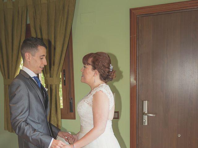 La boda de Emilio y Noemi en Yunclillos, Toledo 12