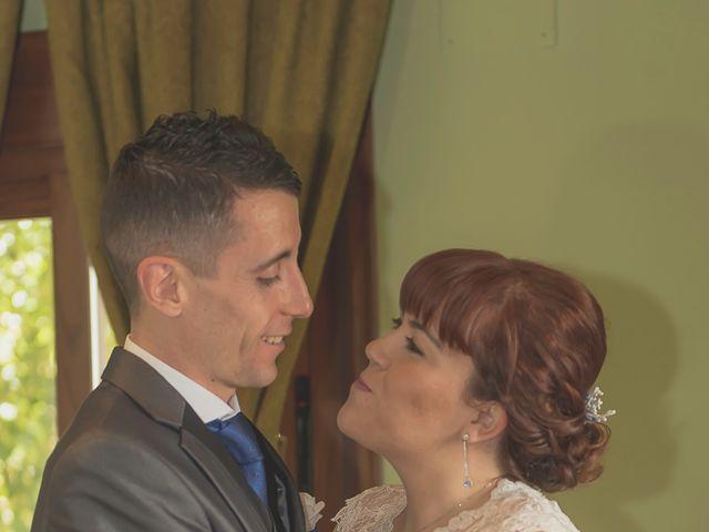 La boda de Emilio y Noemi en Yunclillos, Toledo 14