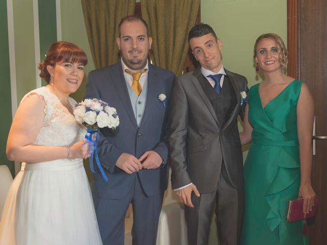 La boda de Emilio y Noemi en Yunclillos, Toledo 15
