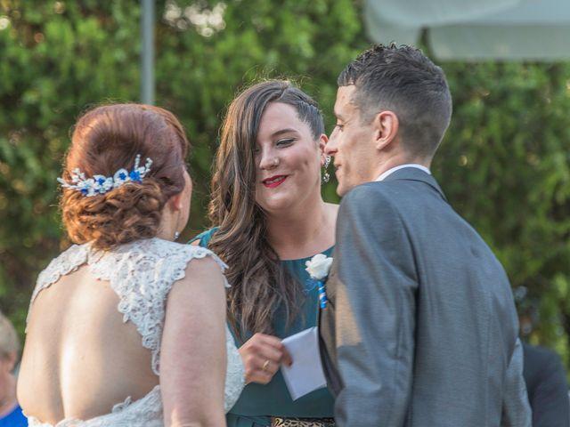 La boda de Emilio y Noemi en Yunclillos, Toledo 23