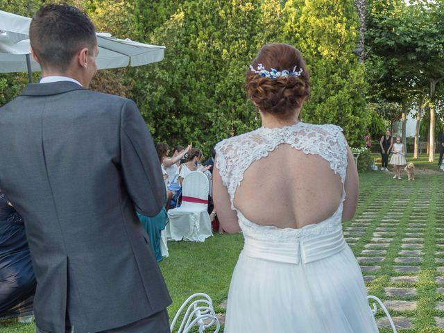 La boda de Emilio y Noemi en Yunclillos, Toledo 25