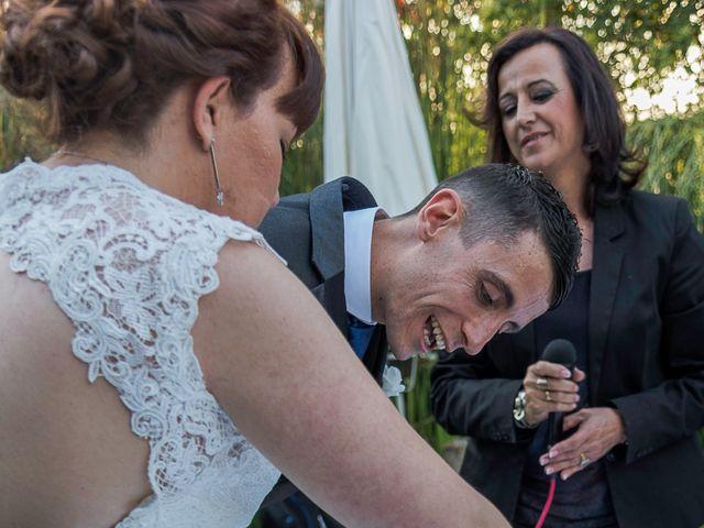 La boda de Emilio y Noemi en Yunclillos, Toledo 26