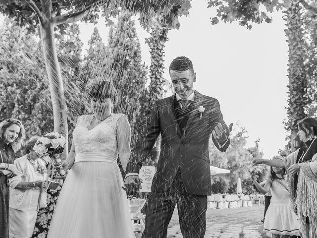 La boda de Emilio y Noemi en Yunclillos, Toledo 29