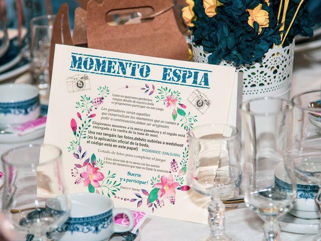 La boda de Emilio y Noemi en Yunclillos, Toledo 30