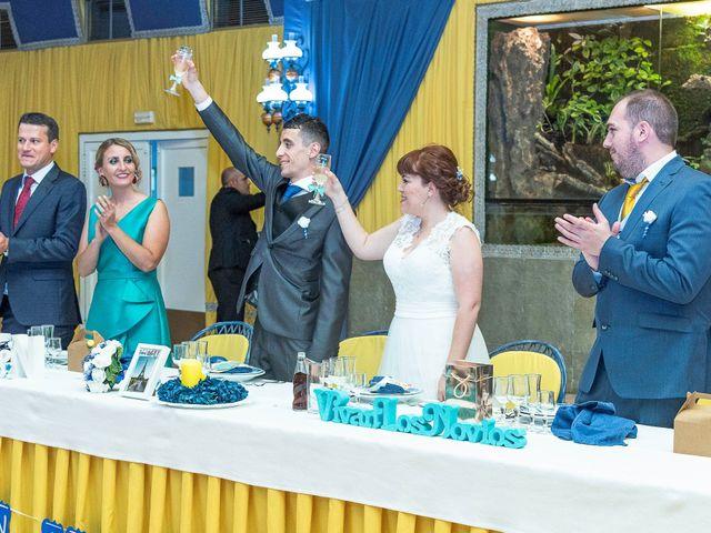 La boda de Emilio y Noemi en Yunclillos, Toledo 32