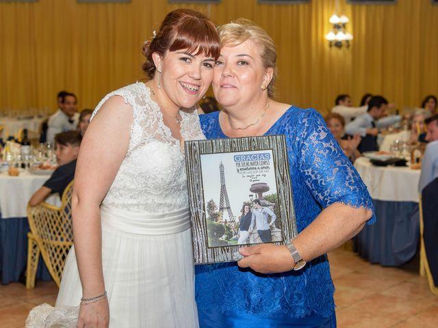 La boda de Emilio y Noemi en Yunclillos, Toledo 33