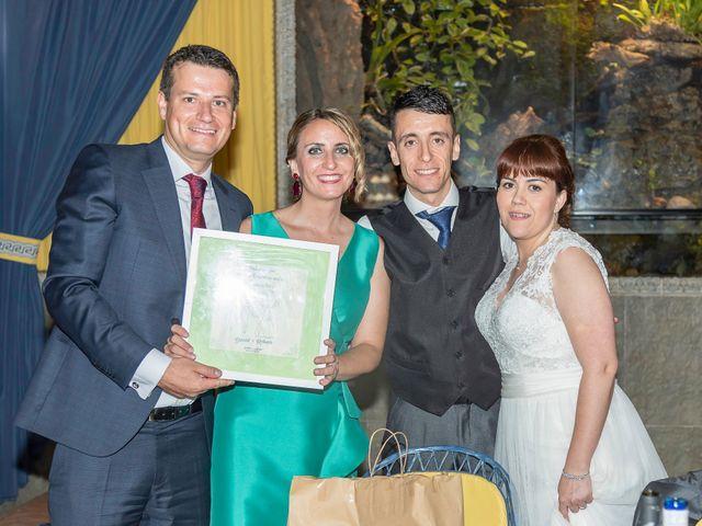 La boda de Emilio y Noemi en Yunclillos, Toledo 35