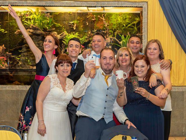 La boda de Emilio y Noemi en Yunclillos, Toledo 36