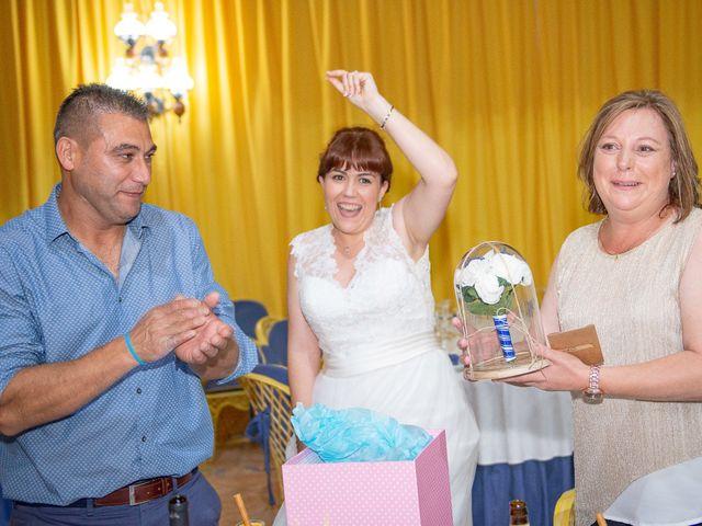 La boda de Emilio y Noemi en Yunclillos, Toledo 40