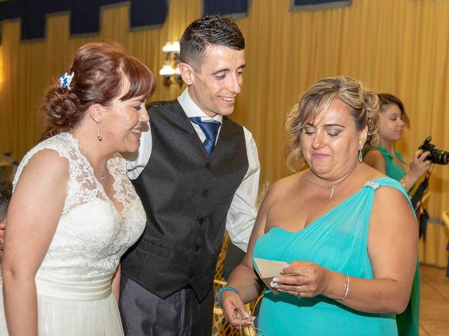 La boda de Emilio y Noemi en Yunclillos, Toledo 41
