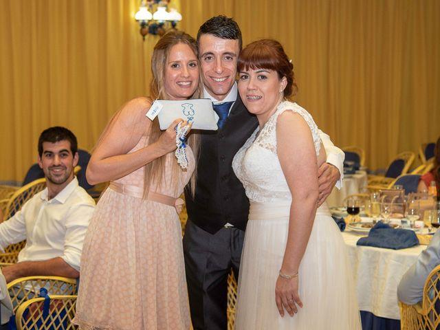 La boda de Emilio y Noemi en Yunclillos, Toledo 43