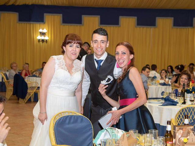 La boda de Emilio y Noemi en Yunclillos, Toledo 44