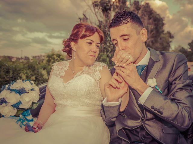 La boda de Emilio y Noemi en Yunclillos, Toledo 45