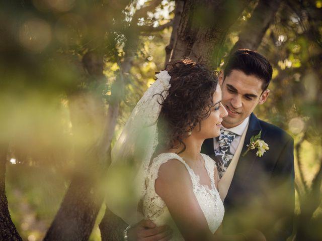 La boda de Rubén y Marta