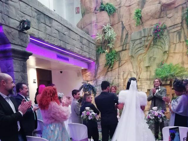 La boda de Manolo y Carolina  en Les Borges Blanques, Lleida 4