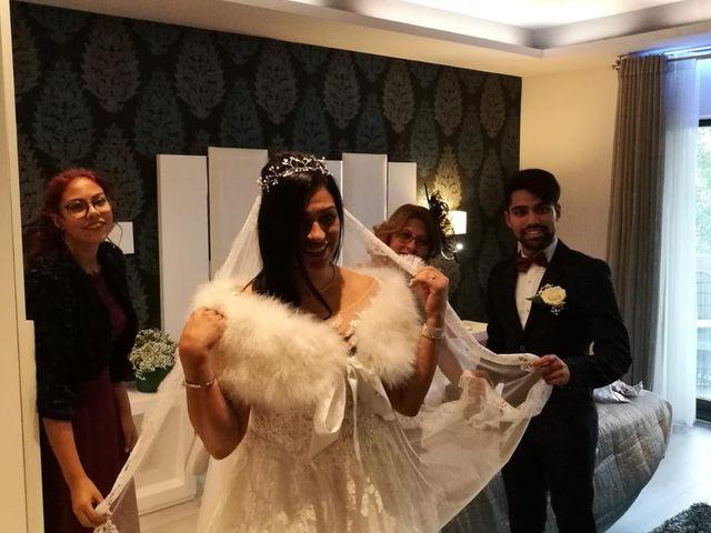 La boda de Manolo y Carolina  en Les Borges Blanques, Lleida 1