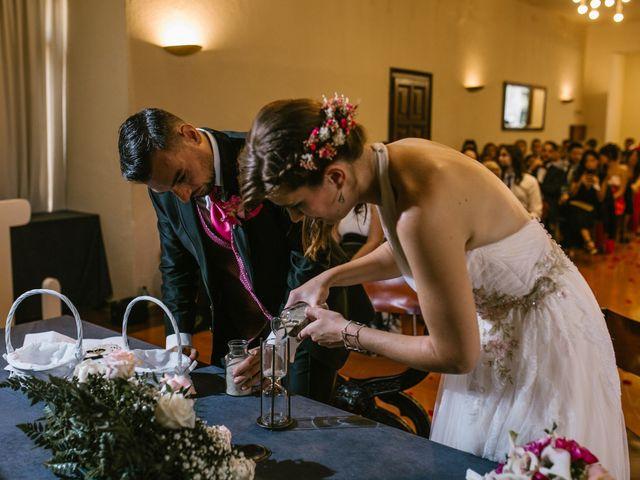 La boda de Miguel y Laura en Castelldefels, Barcelona 16