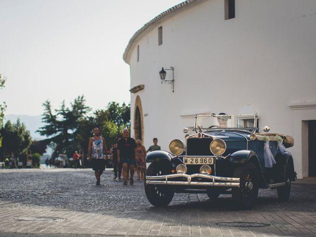 La boda de Adri y Lola en Ronda, Málaga 47