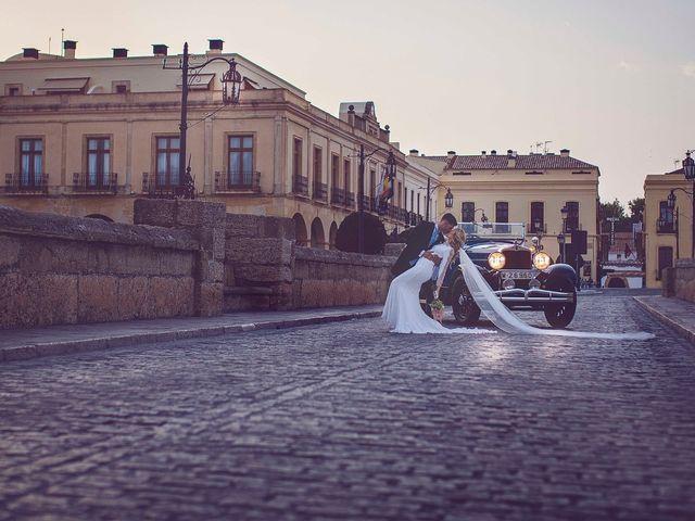 La boda de Adri y Lola en Ronda, Málaga 2