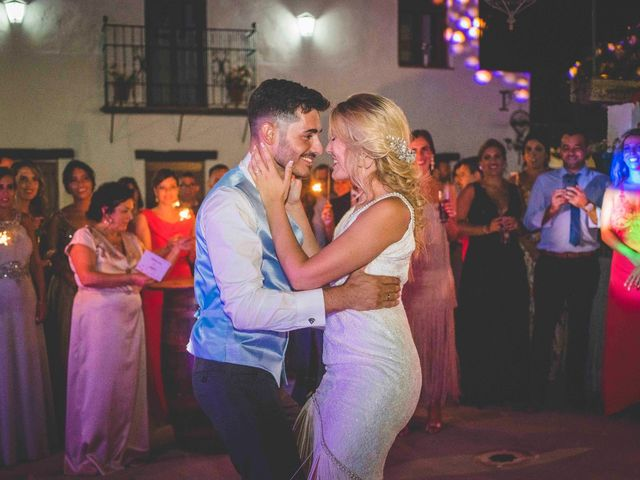 La boda de Adri y Lola en Ronda, Málaga 72