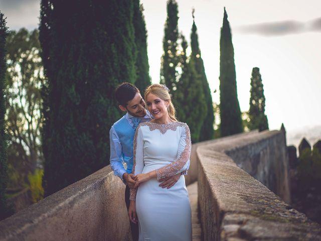 La boda de Adri y Lola en Ronda, Málaga 79