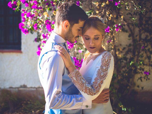 La boda de Adri y Lola en Ronda, Málaga 105