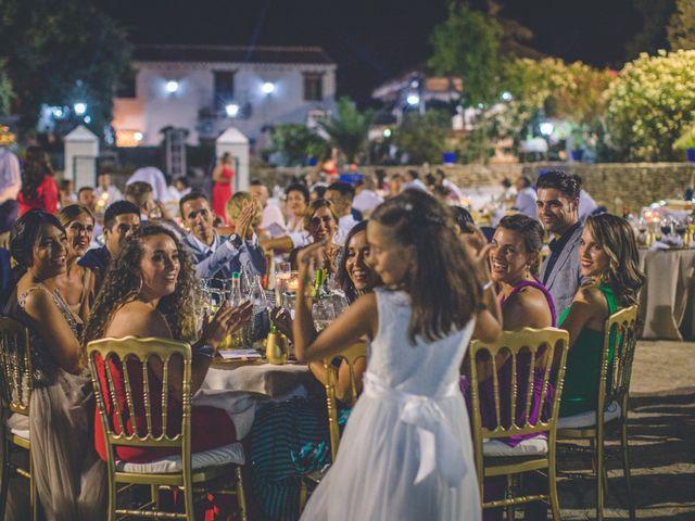 La boda de Adri y Lola en Ronda, Málaga 111