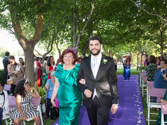 La boda de Jorge y Irene en Cubas De La Sagra, Madrid 12