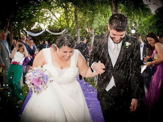La boda de Jorge y Irene en Cubas De La Sagra, Madrid 17