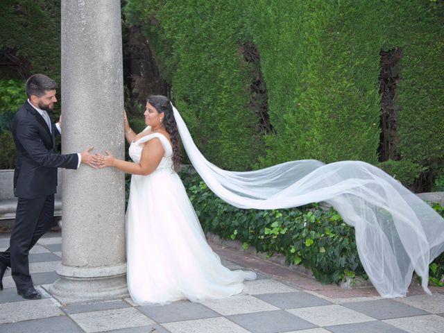 La boda de Jorge y Irene en Cubas De La Sagra, Madrid 37